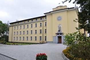 Dom Rekolekcyjny Księży Jezuitów w Częstochowie